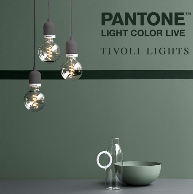 Pantone Light Colour Live - Tivoli Lights