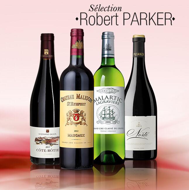 Sélection Robert Parker