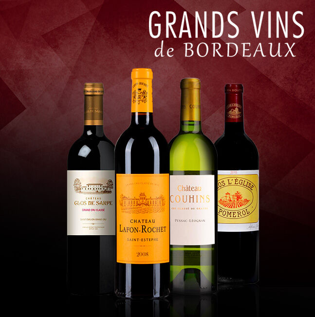 Grands Vins de Bordeaux