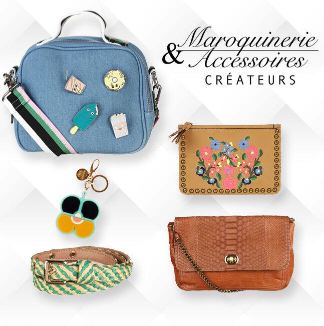 Maroquinerie et Accessoires Créateurs
