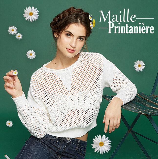 Maille Printanière