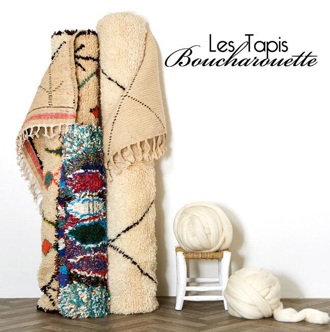 Les Tapis Boucharouette