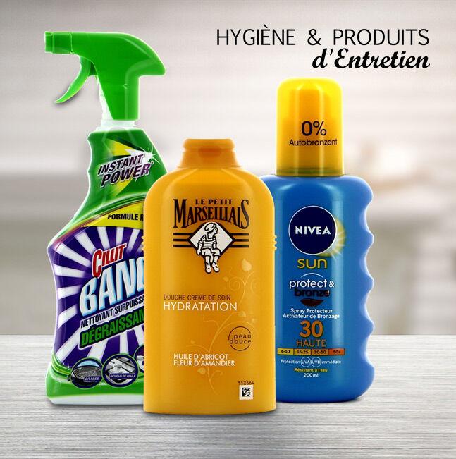 Hygiène & Produits d'Entretien