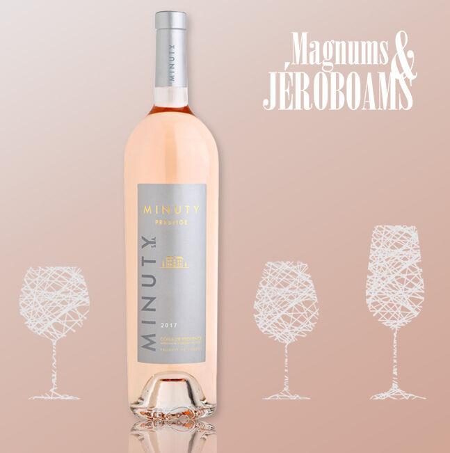 Magnums et Jéroboams