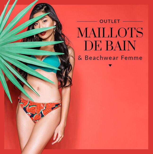 Outlet Maillots de bain et Beachwear