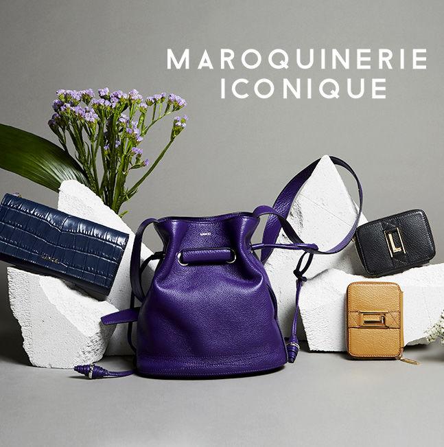 Maroquinerie Iconique