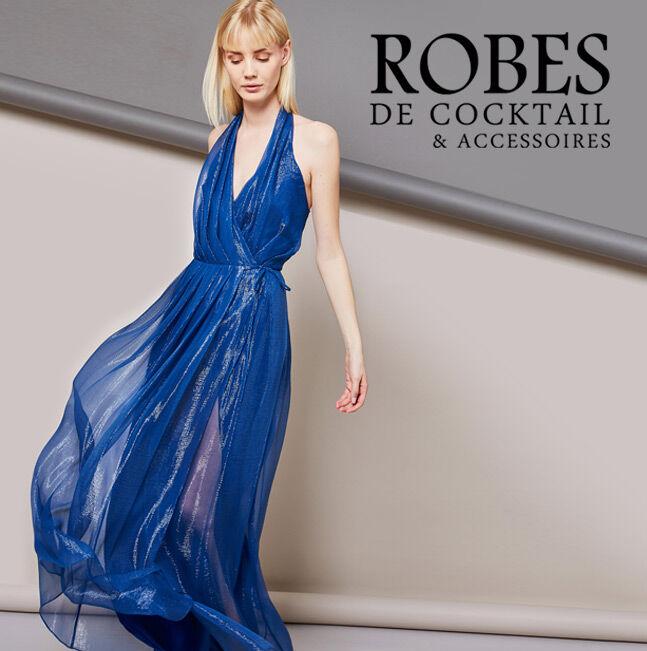 Robes de Cocktail & Accessoires