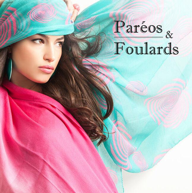 Paréos & Foulards