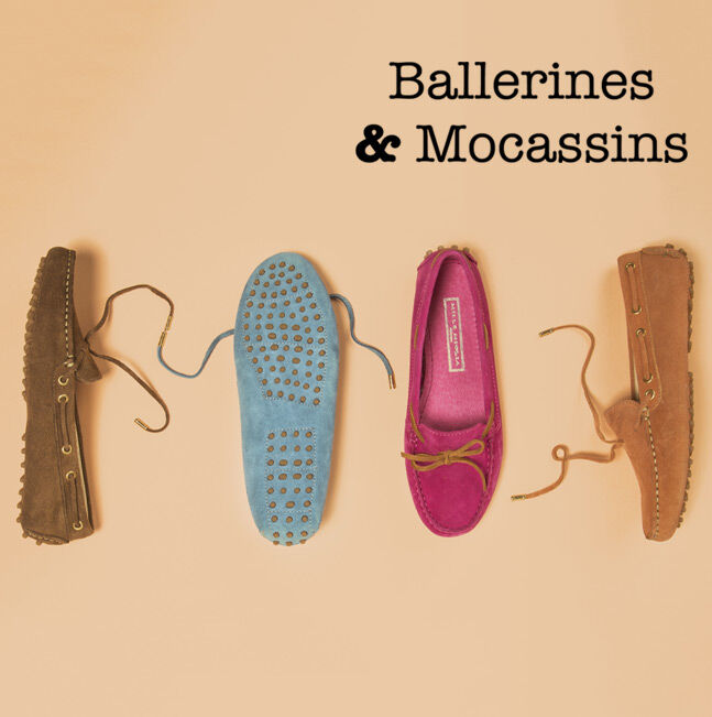Ballerines & Mocassins