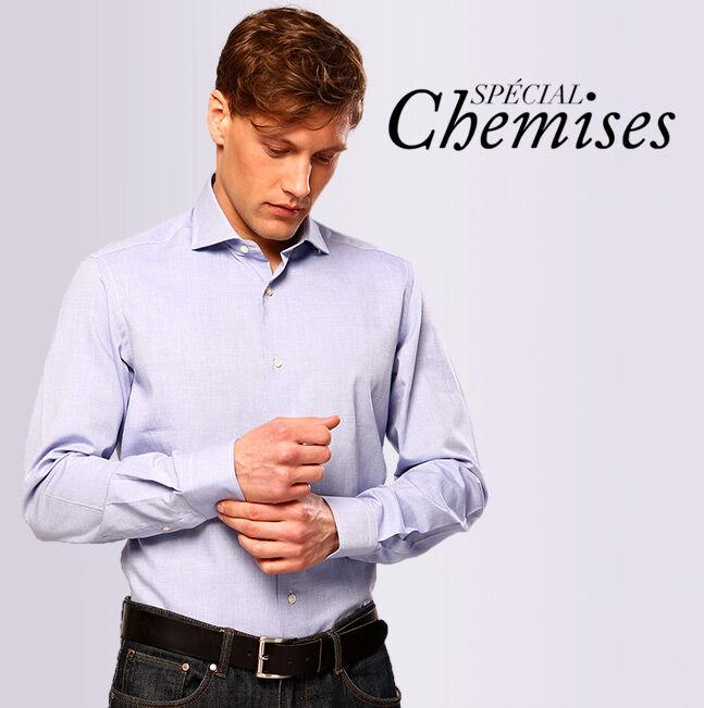 Spécial Chemises