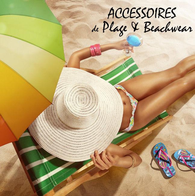 Accessoires de Plage & Beachwear