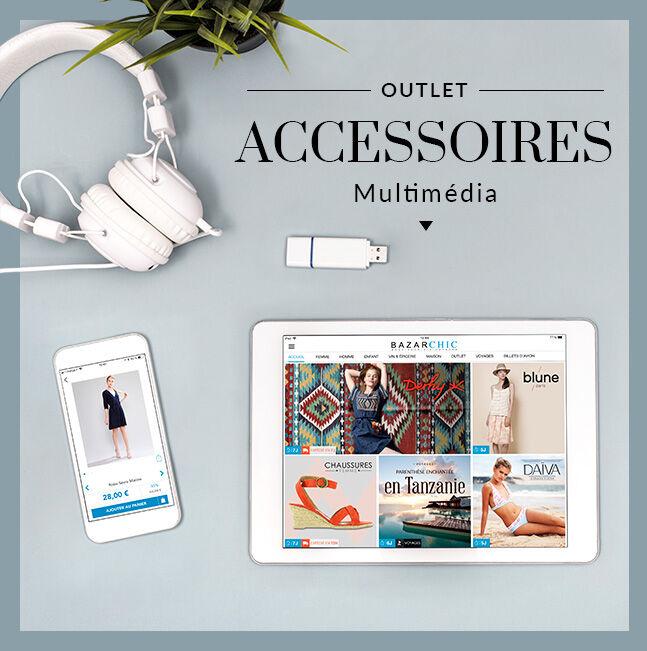 Outlet Accessoires Multimédia