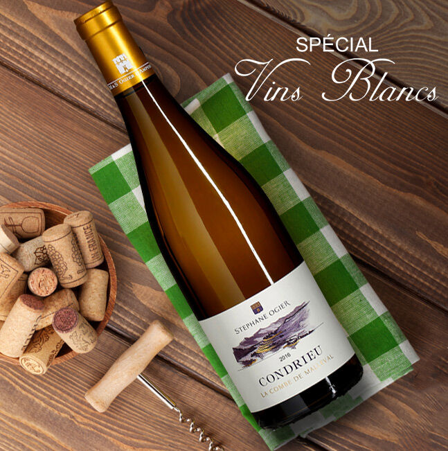 Spécial Vins Blancs
