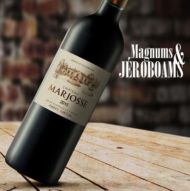 Magnums et Jeroboams