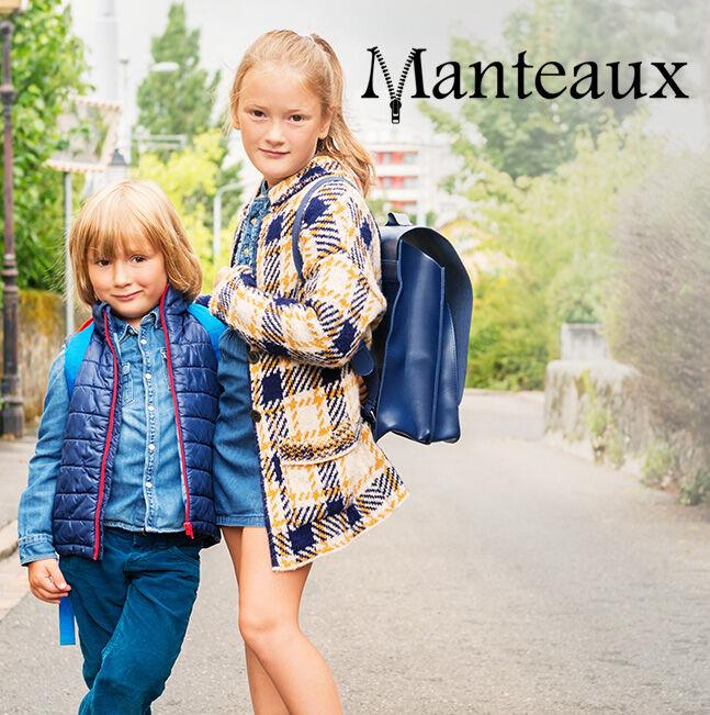 Manteaux Kids