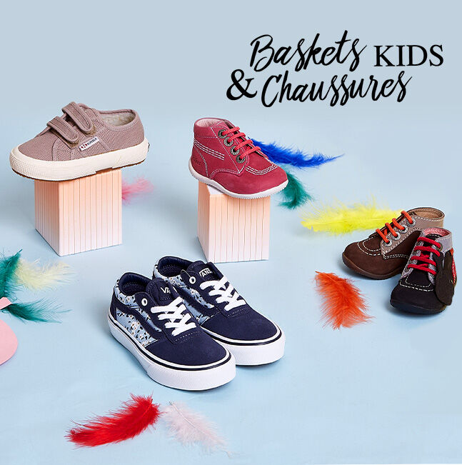 Baskets & Chaussures Kids