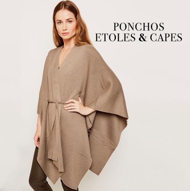 Ponchos, Etoles & Capes