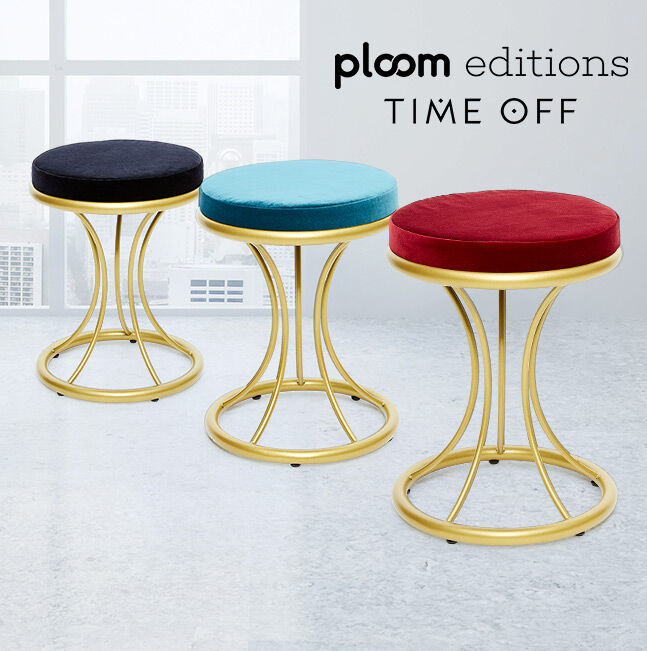 Ploom Editions Time Off