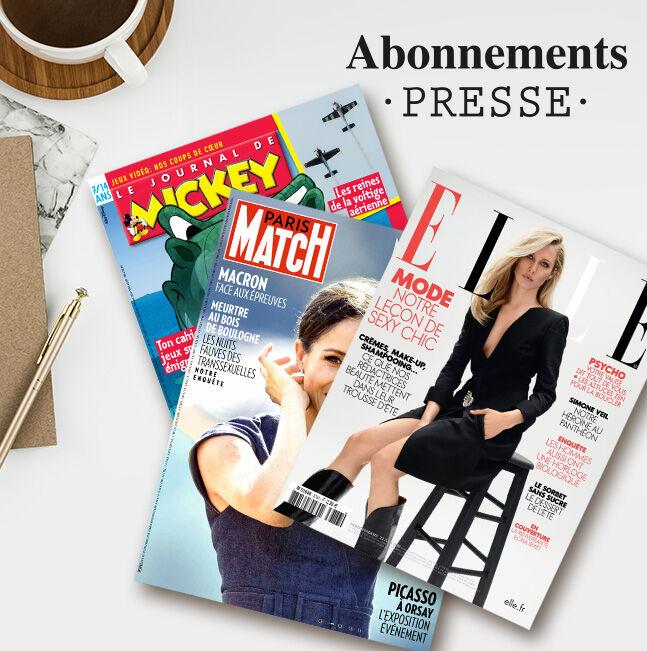 Abonnements Presse