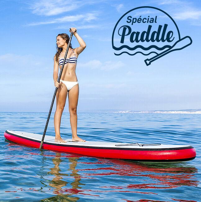 Spécial Paddle