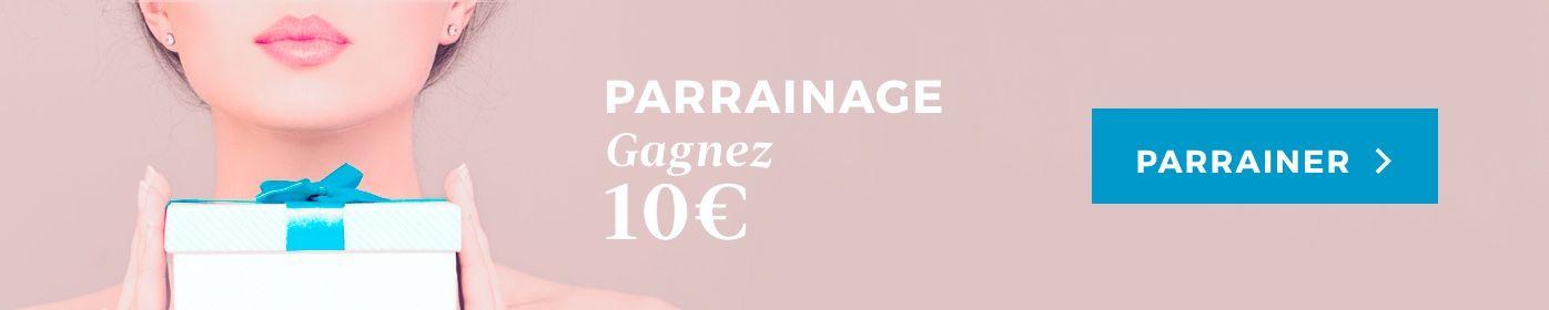 Parrainage gagnez 10€