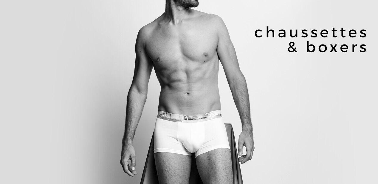 Chaussettes & Boxers
