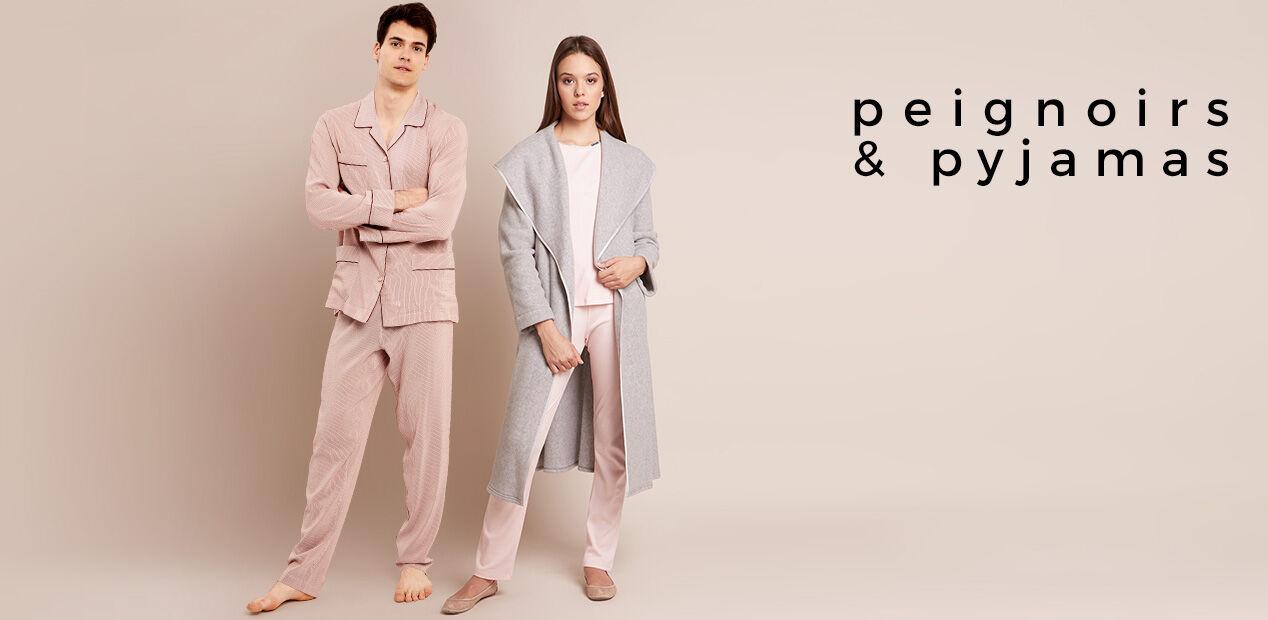 Peignoirs & Pyjamas