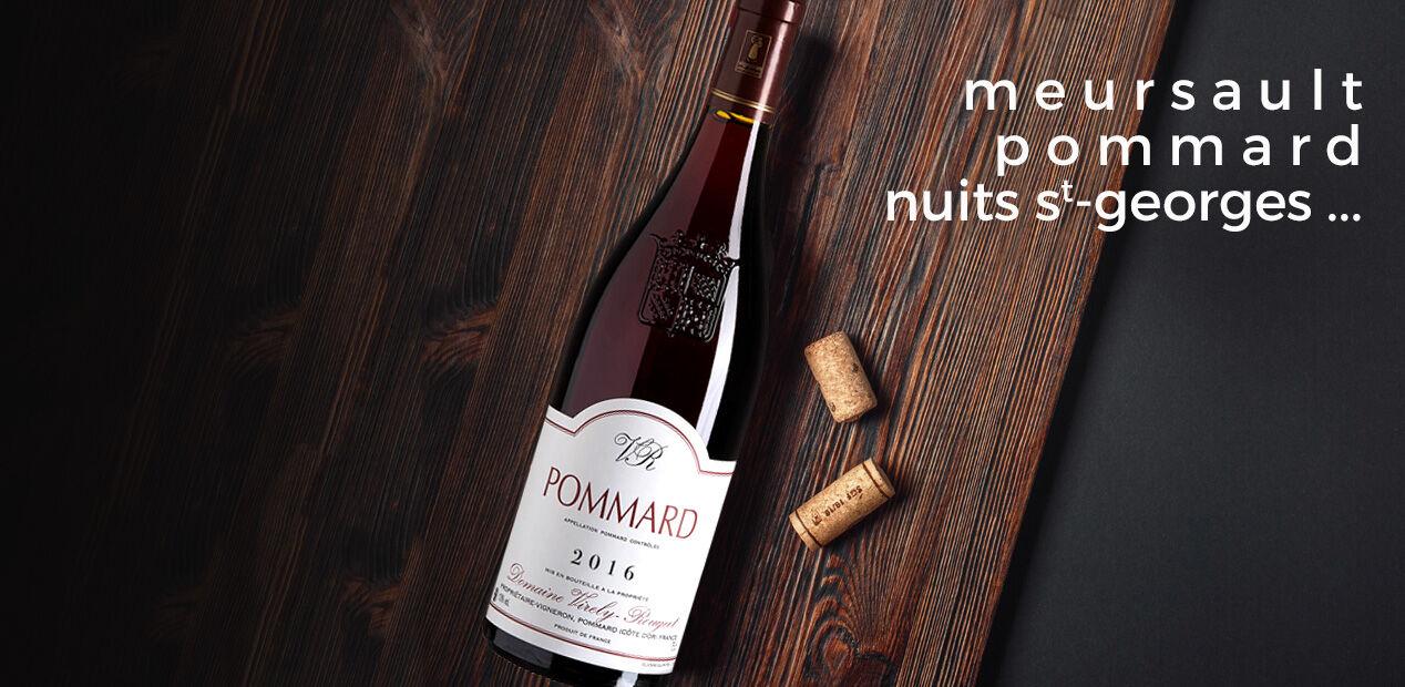 Meursault, Pommard, Nuits-Saint-Georges...