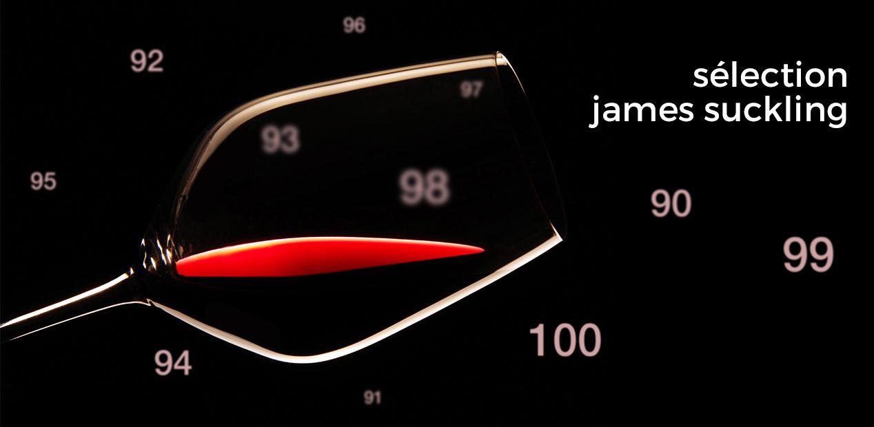 Sélection James Suckling