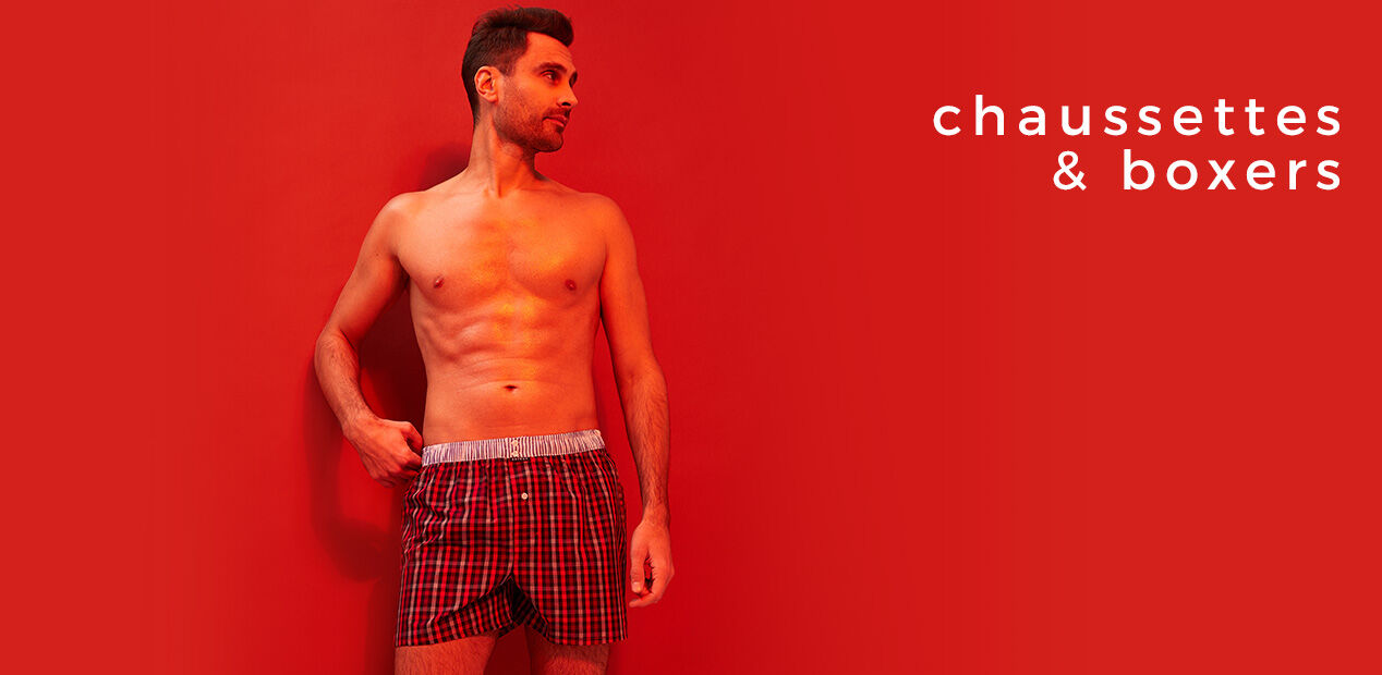 Chaussettes & Boxers