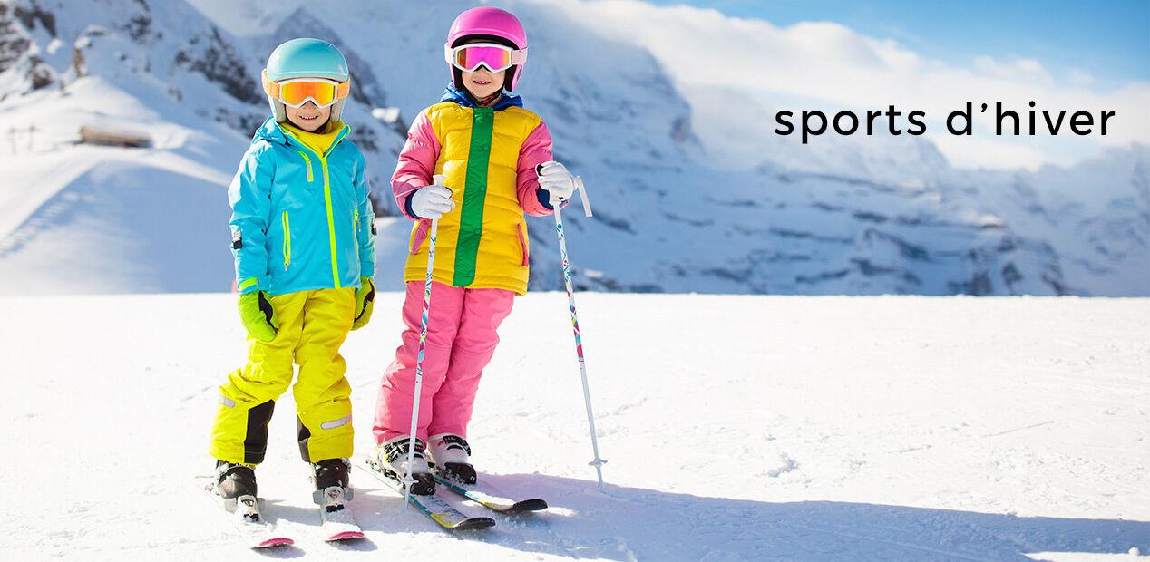 Sports d'Hiver Kids