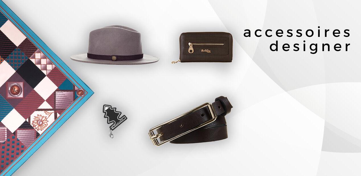 Accessoires Designer