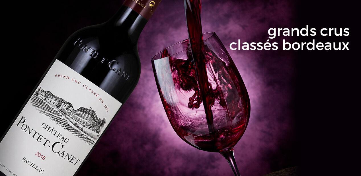 Grands Crus Classés Bordeaux