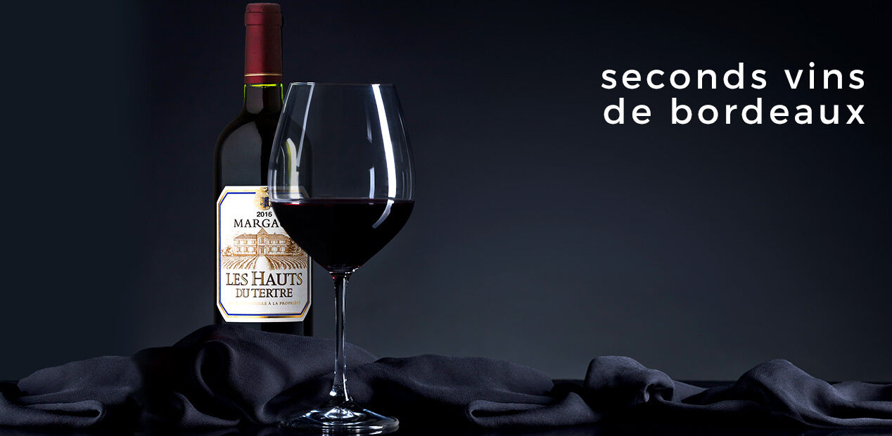 Seconds Vins de Bordeaux