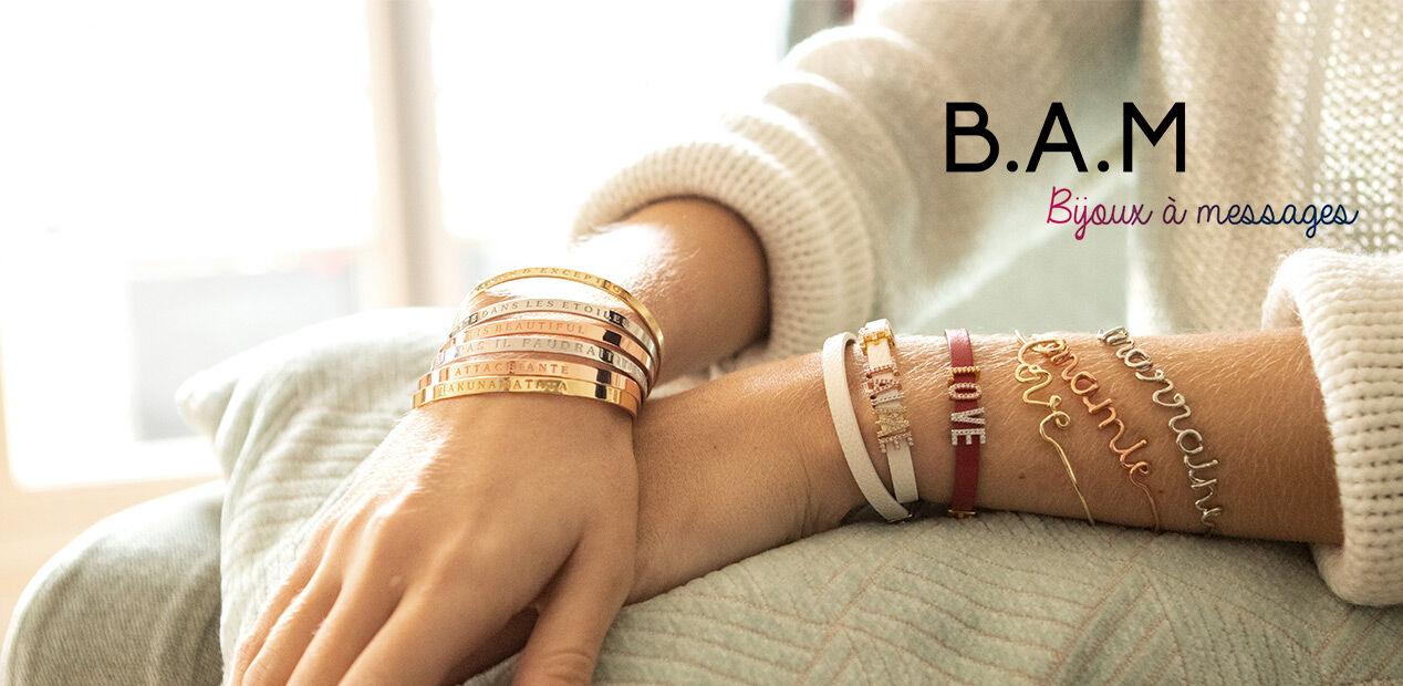 Bijoux à messages