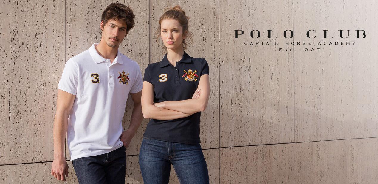 Polo Club Captain Horse Academy