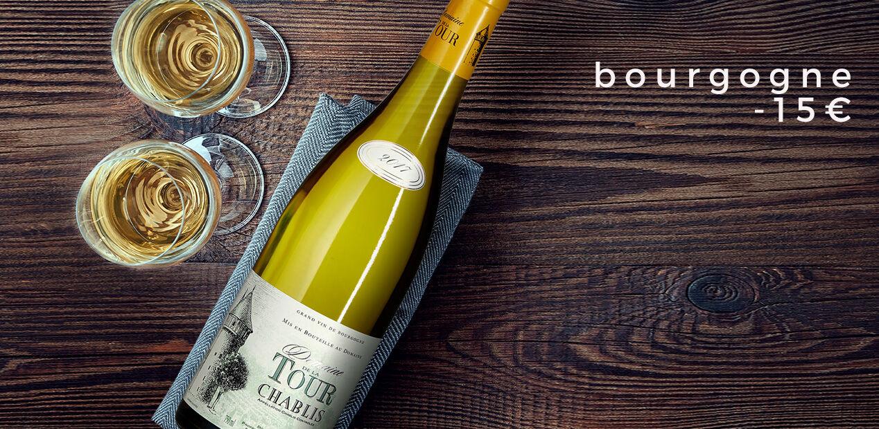 Bourgogne -15€