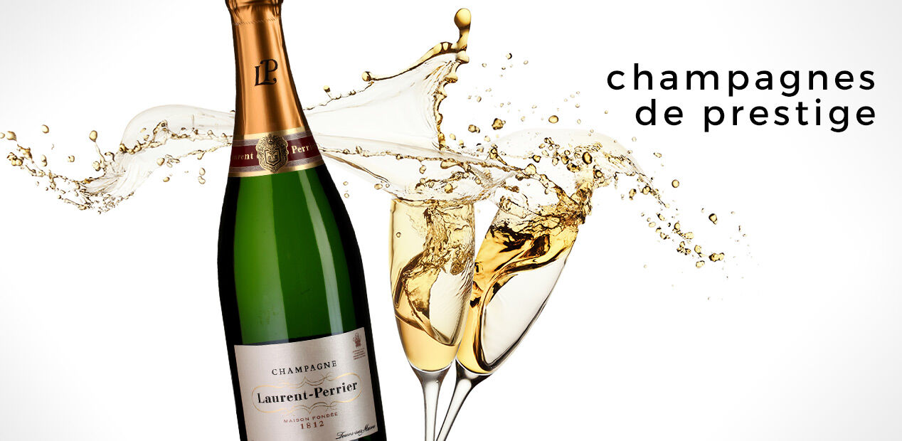 Champagnes de Prestige