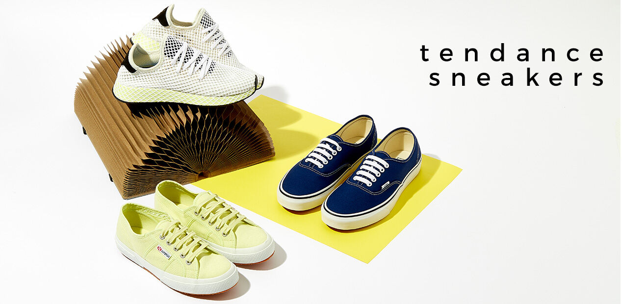 Tendance Sneakers