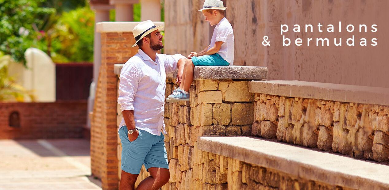Pantalons & Bermudas