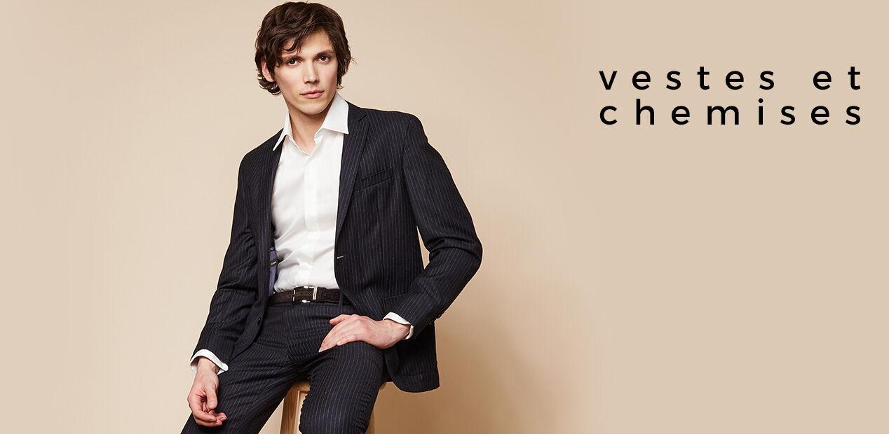 Vestes et Chemises