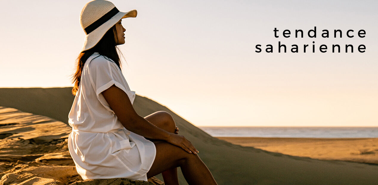 Tendance Saharienne