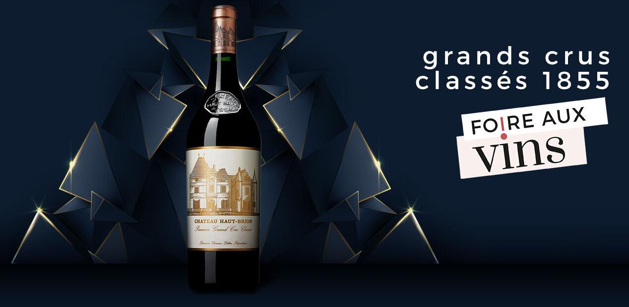 Grands Crus Classés 1855 - Foire Aux Vins