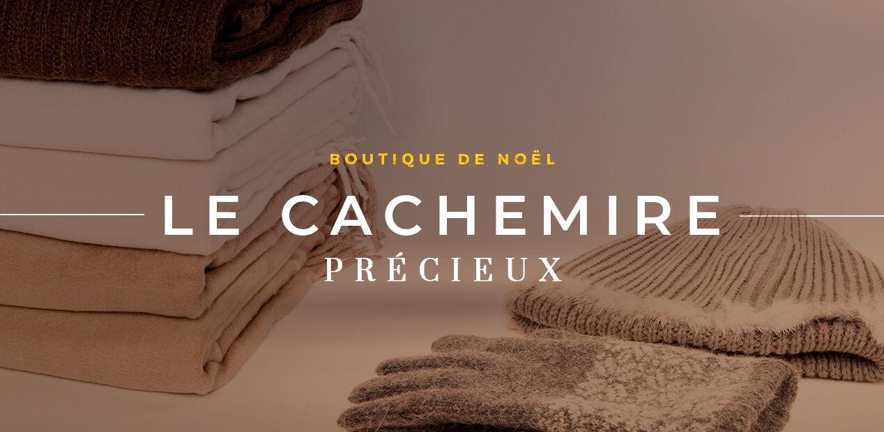 Boutique de noël - Le Cachemire Précieux