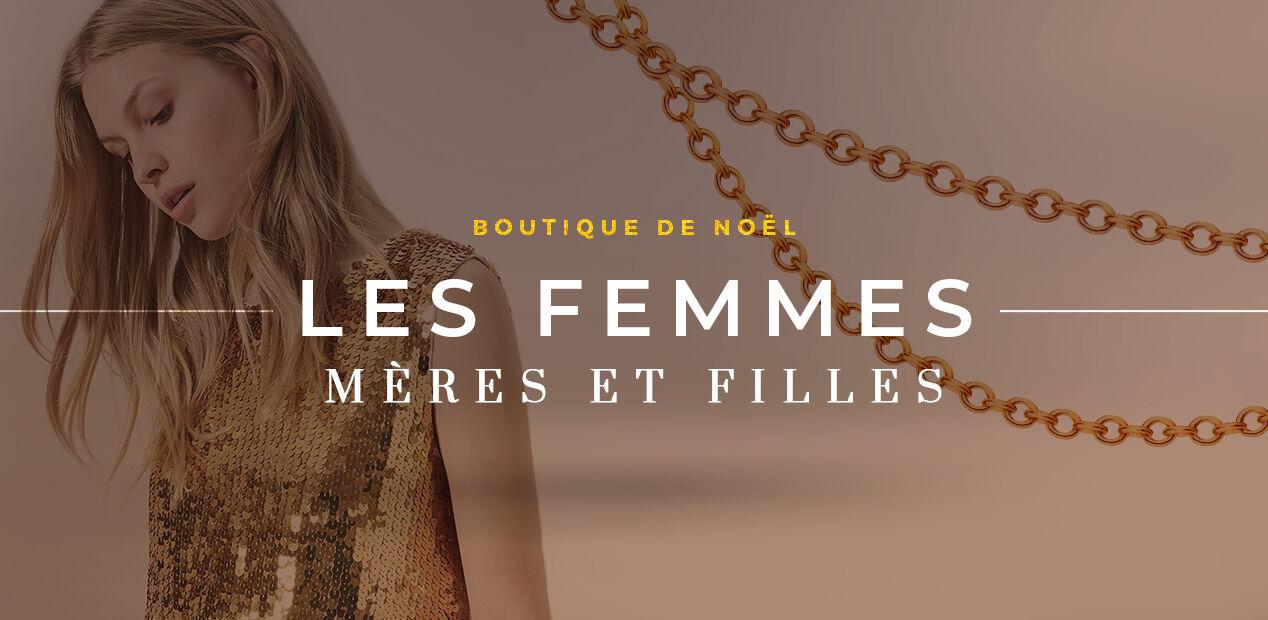 Boutique de noël - Les Femmes, Mères & Filles