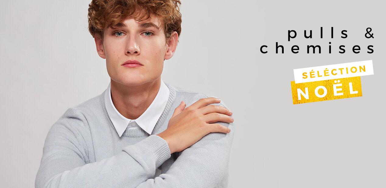 Pulls & Chemises