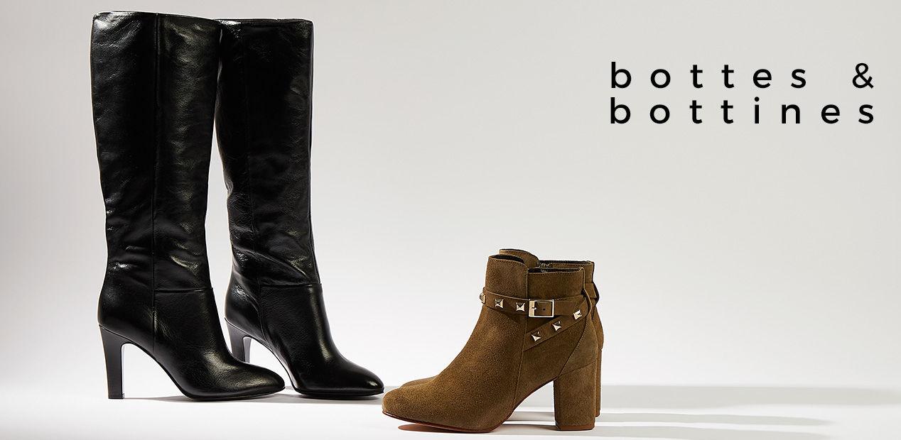 Bottes & Bottines