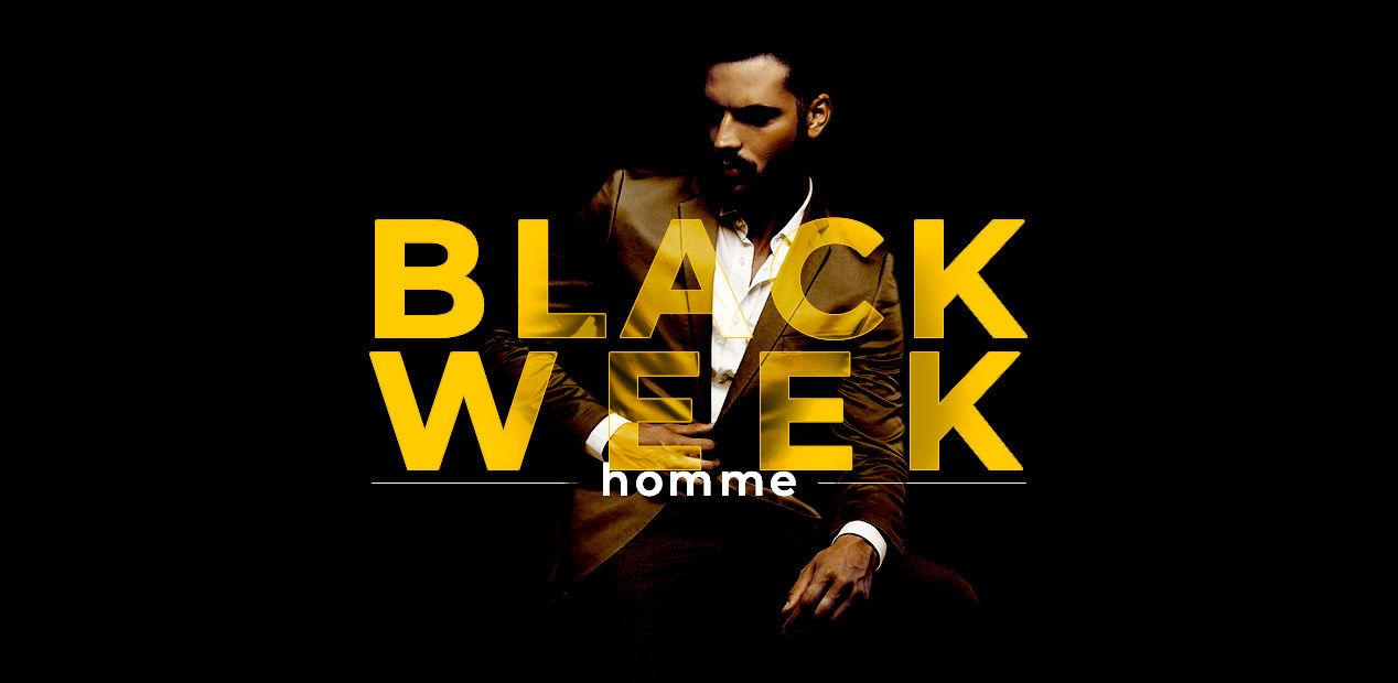 Black Friday Homme
