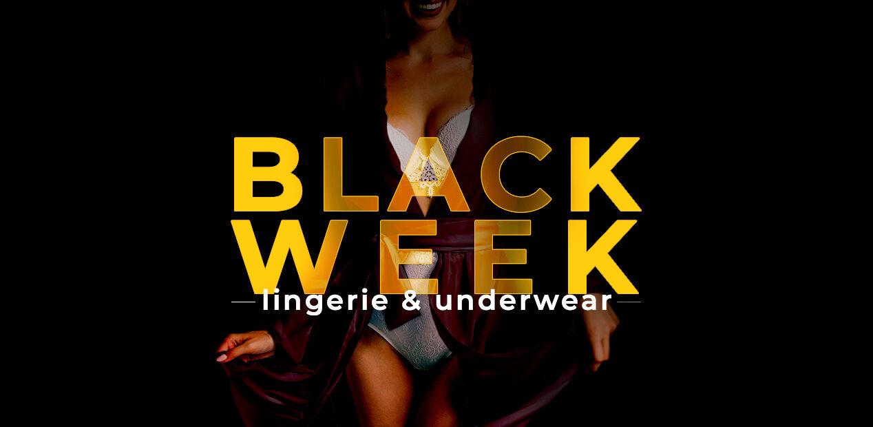 Black Friday Lingerie & Underwear