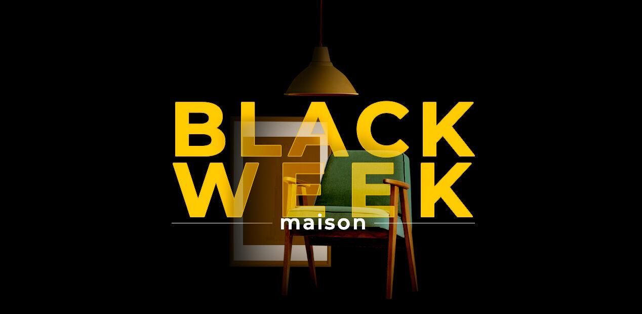 Black Friday Maison